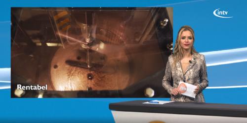 """Innovationszentrum Biogas 4.0 auf Regionalsender """"intv"""""""